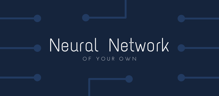 Neural Network of Your Own
