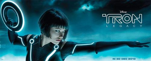 Quorra Tron Legacy