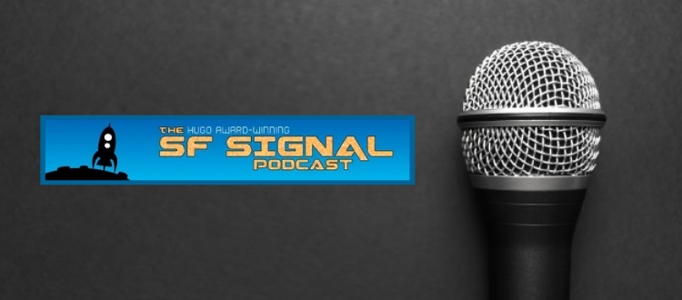 SF Signal Podcast: Media Tie-In Novels