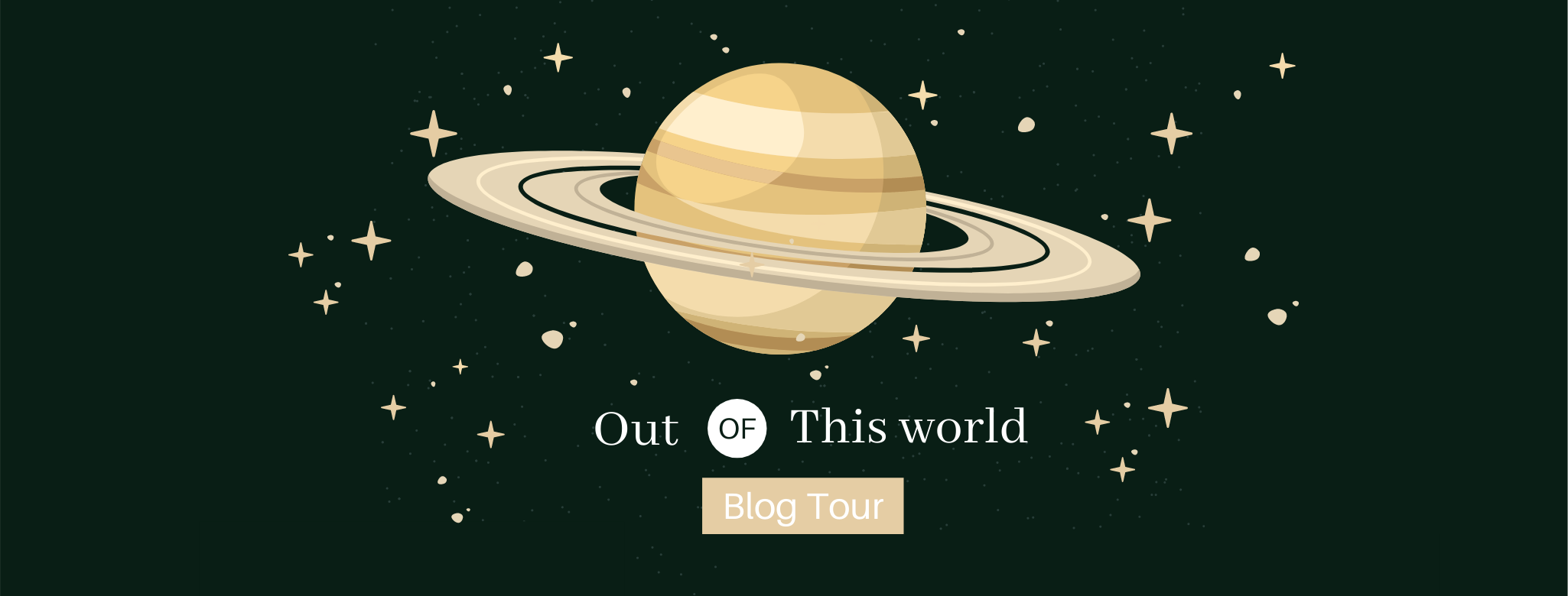 Out Of This World Blog Tour