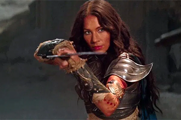 Danger Gal Friday: Dejah Thoris