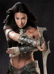 Dejah Thoris, John Carter of Mars