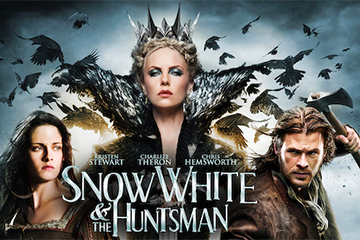 Movie Trailer Monday: Snow White and the Huntsman