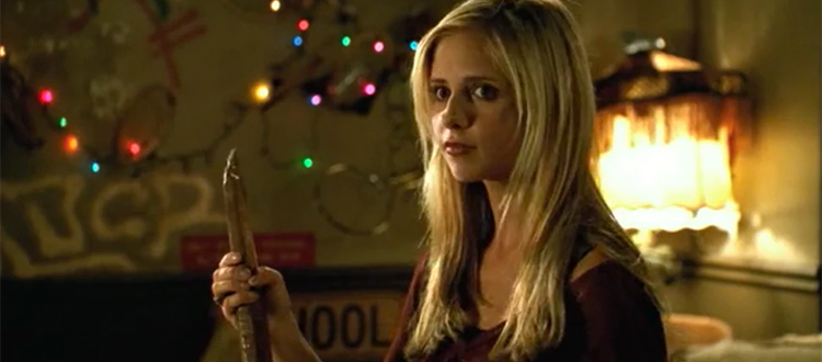 Danger Gal Friday: Buffy Summers