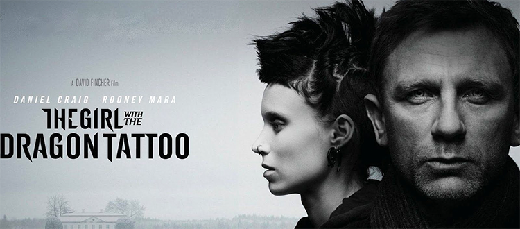 Movie Trailer Monday: The Girl With The Dragon Tattoo