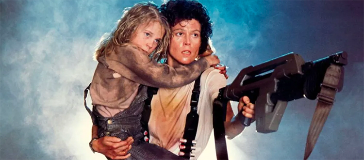 Danger Gal Friday: Ellen Ripley