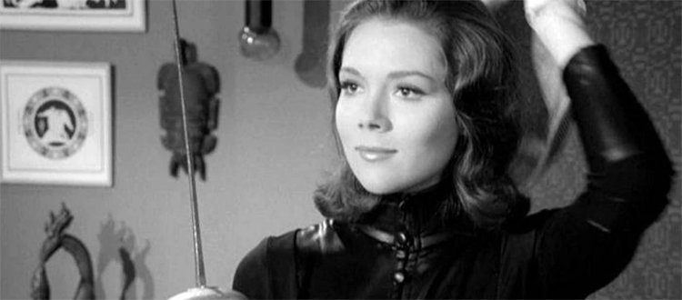Danger Gal Friday: Emma Peel