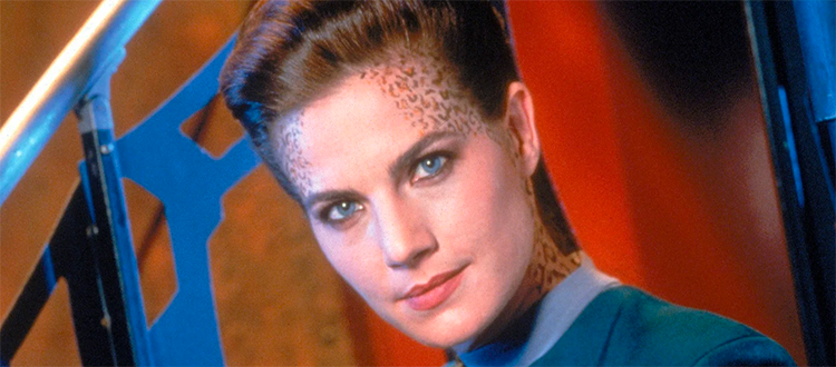 Danger Gal Friday: Lt. Cmdr. Jadzia Dax