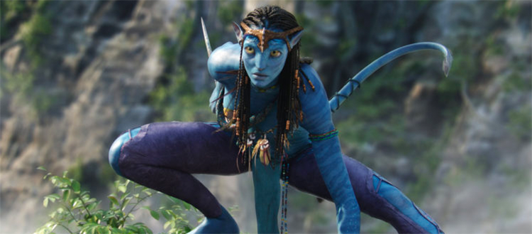 Danger Gal Friday: Neytiri
