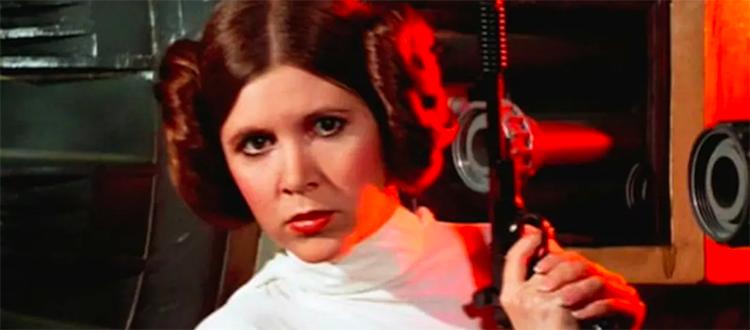 Danger Gal Friday: Princess Leia Organa