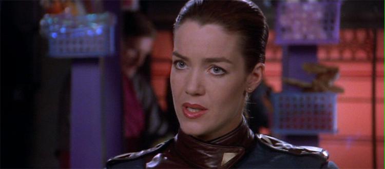 Danger Gal Friday: Commander Susan Ivanova