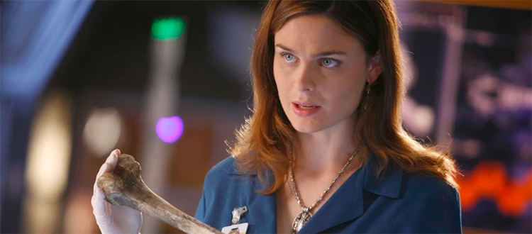 Danger Gal Friday: Dr. Temperance Brennan