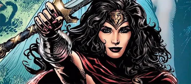 Danger Gal Friday: Wonder Woman